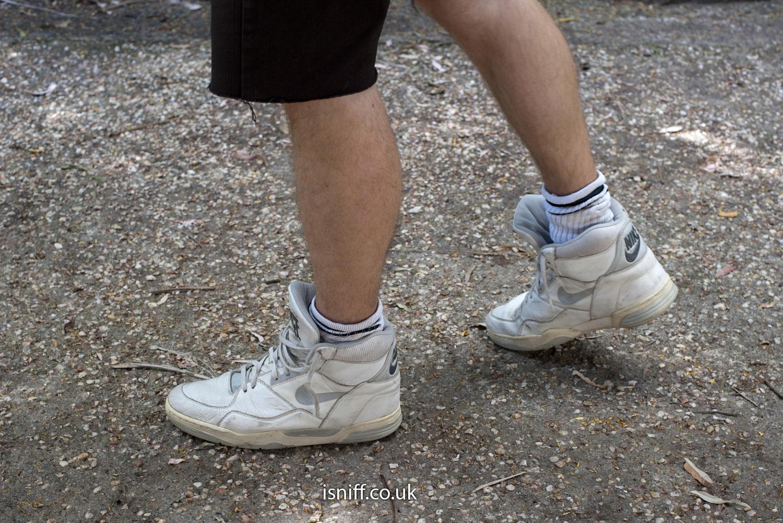 nike quantum force hi Sneaker Photos