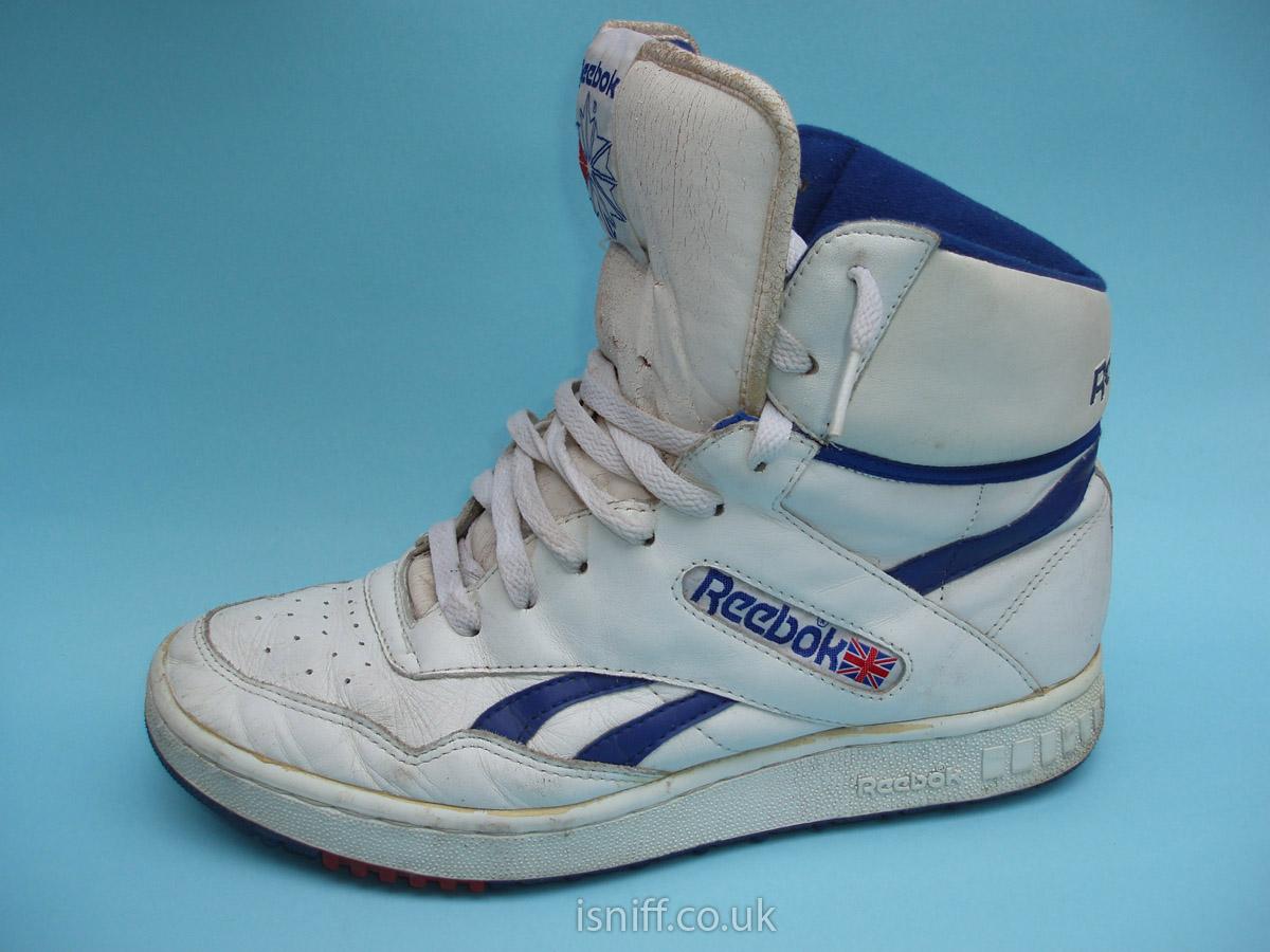 Reebok Hi Top Basketball Shoes