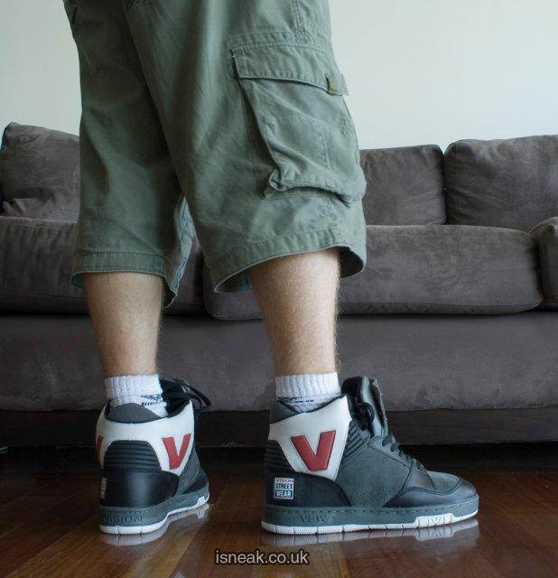 Vision Skate Shoes Uk