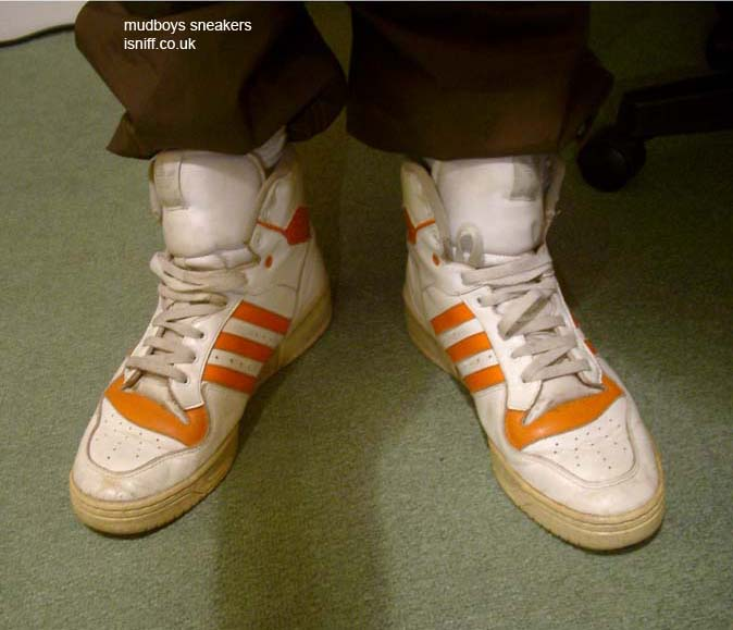 Can anyone tell me what the name of these adidas hi tops are and possible